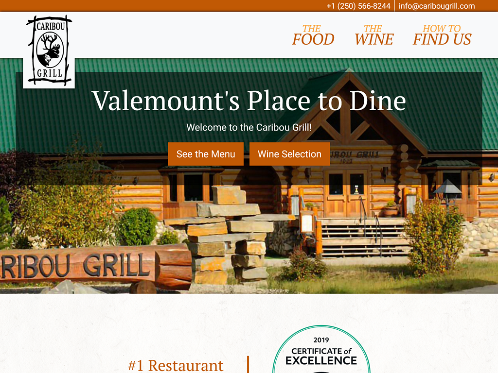 preview image for Caribou Grill